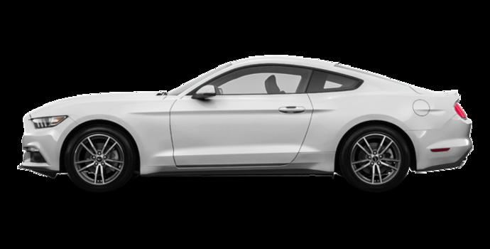 2017 Ford Mustang EcoBoost Premium | Photo 4 | White Platinum