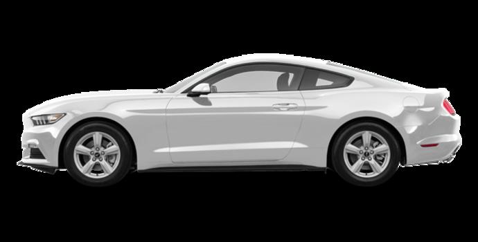 2017 Ford Mustang V6   Photo 4   White Platinum