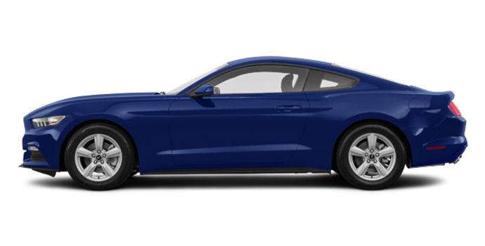 2017 Ford Mustang V6   Photo 4   Lightning Blue
