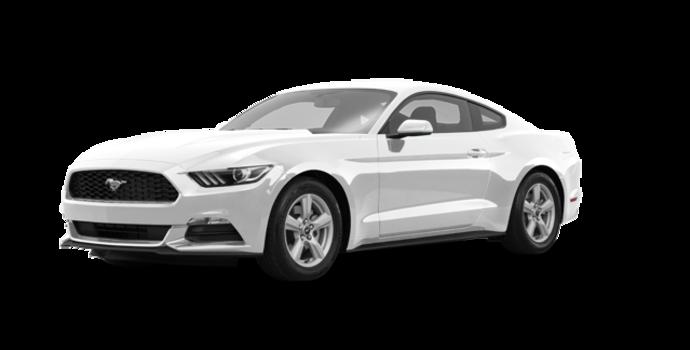 2017 Ford Mustang V6   Photo 6   White Platinum