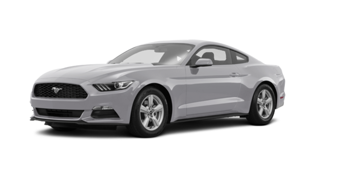2017 Ford Mustang V6   Photo 6   Ingot Silver