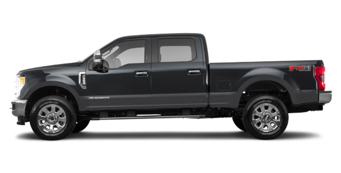 2017 Ford Super Duty F-350 LARIAT | Photo 4 | Shadow Black/Magnetic