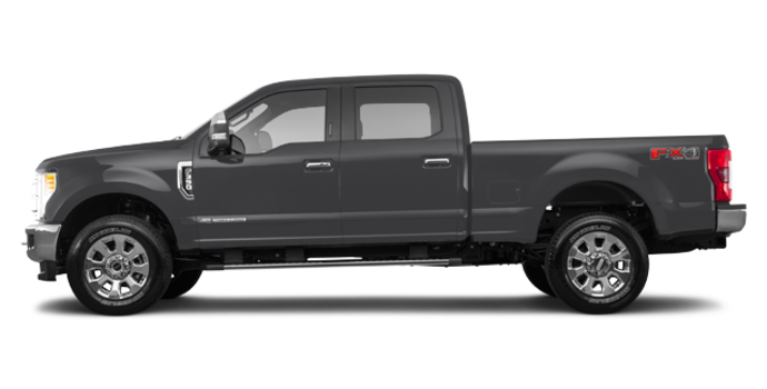 2017 Ford Super Duty F-350 LARIAT | Photo 4 | Magnetic