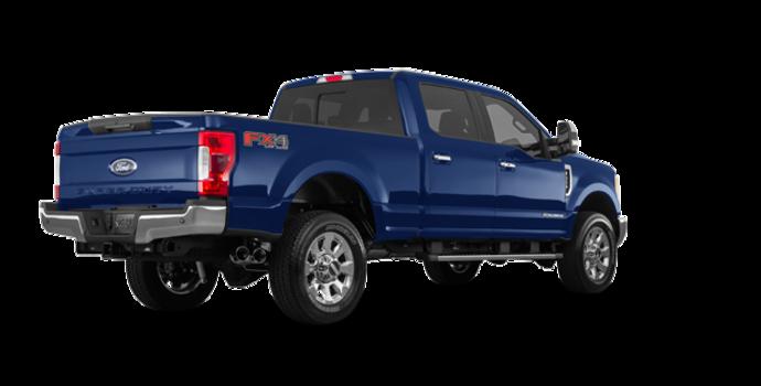 2017 Ford Super Duty F-350 LARIAT | Photo 5 | Blue Jeans Metallic