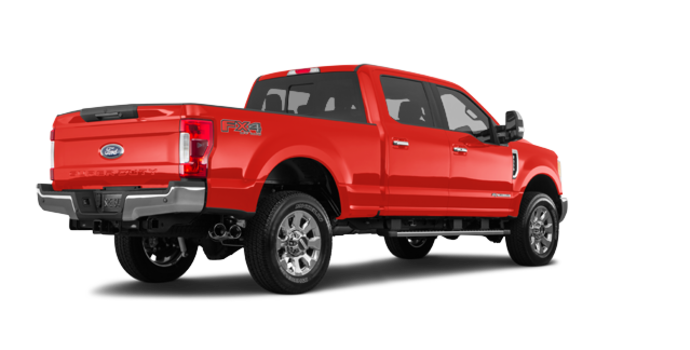 2017 Ford Super Duty F-350 LARIAT | Photo 5 | Race Red