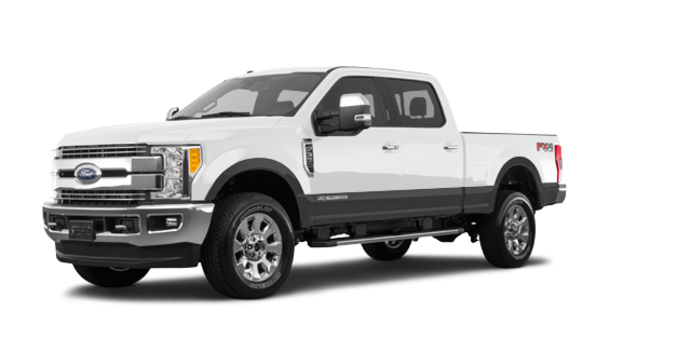 2017 Ford Super Duty F-350 LARIAT | Photo 6 | Oxford White/Magnetic