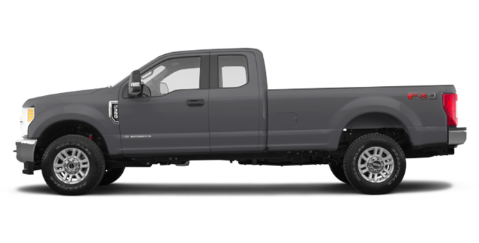 2017 Ford Super Duty F-350 XLT   Photo 4   Magnetic
