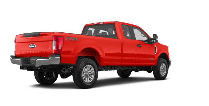 2017 Ford Super Duty F-350 XLT   Photo 5   Race Red