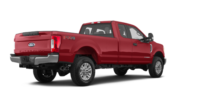 2017 Ford Super Duty F-350 XLT   Photo 5   Ruby Red