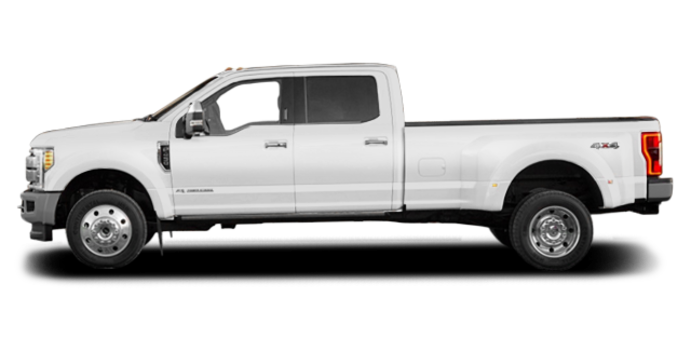 2017 Ford Super Duty F-450 KING RANCH | Photo 4 | Oxford White