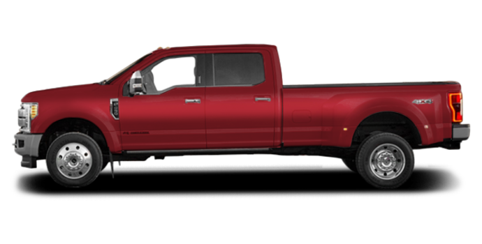 2017 Ford Super Duty F-450 KING RANCH | Photo 4 | Ruby Red
