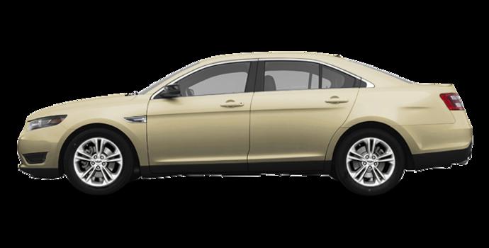 2017 Ford Taurus SE | Photo 4 | White Gold Metallic