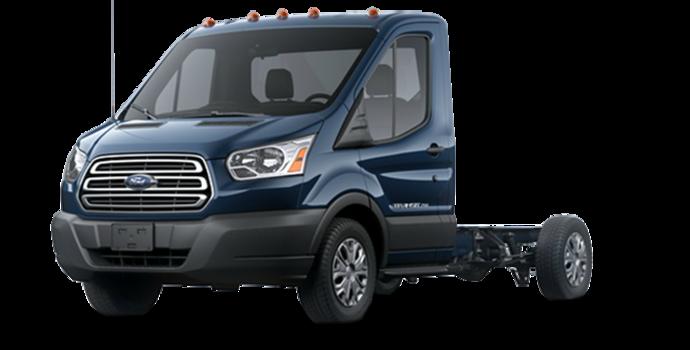 2017 Ford Transit CC-CA CUTAWAY | Photo 6 | Blue Jeans Metallic