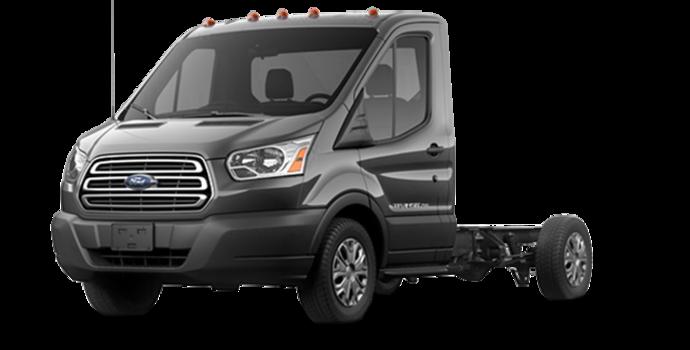 2017 Ford Transit CC-CA CUTAWAY | Photo 6 | Magnetic Metallic