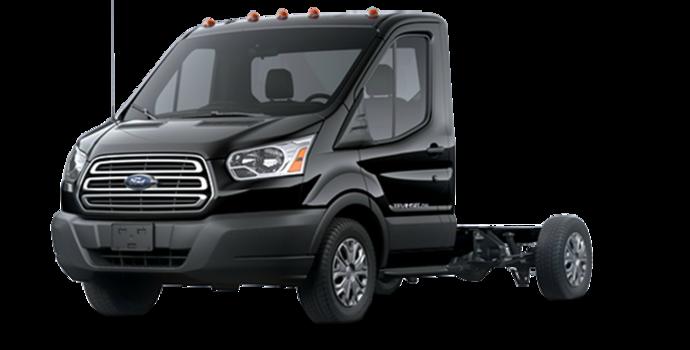 2017 Ford Transit CC-CA CUTAWAY | Photo 6 | Shadow Black