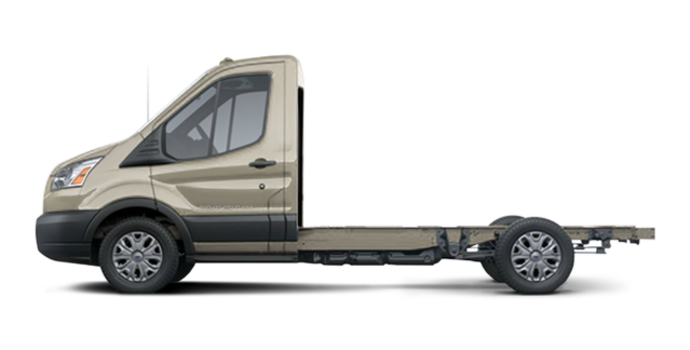 2017 Ford Transit CC-CA CUTAWAY | Photo 4 | White Gold Metallic