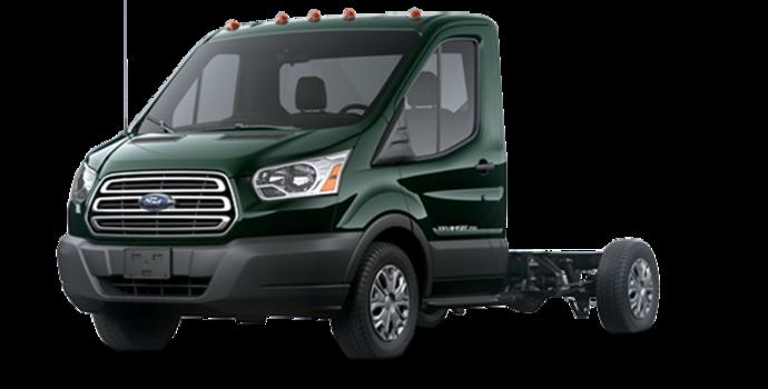 2017 Ford Transit CC-CA CUTAWAY | Photo 6 | Green Gem Metallic