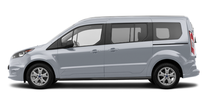 2017 Ford Transit Connect XLT WAGON | Photo 4 | Silver