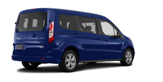 2017 Ford Transit Connect XLT WAGON | Photo 5 | Deep Impact Blue