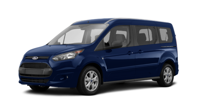 2017 Ford Transit Connect XLT WAGON | Photo 6 | Dark Blue