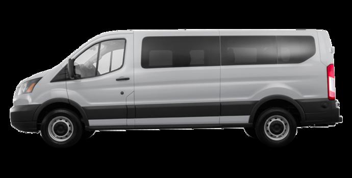 2017 Ford Transit WAGON XL | Photo 4 | Ingot Silver Metallic