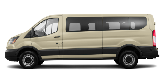 2017 Ford Transit WAGON XL | Photo 4 | White Gold Metallic