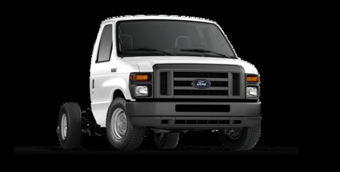 2017 Ford E-Series Cutaway 350 | Photo 6 | Oxford White