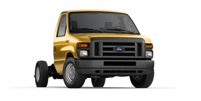 2017 Ford E-Series Cutaway 350 | Photo 6 | School Bus Yellow