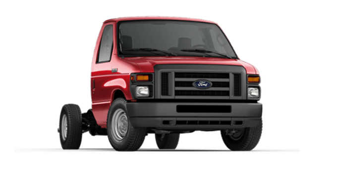 2017 Ford E-Series Cutaway 350 | Photo 6 | Race Red