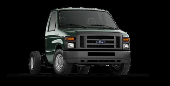 2017 Ford E-Series Cutaway 350 | Photo 6 | Green Gem