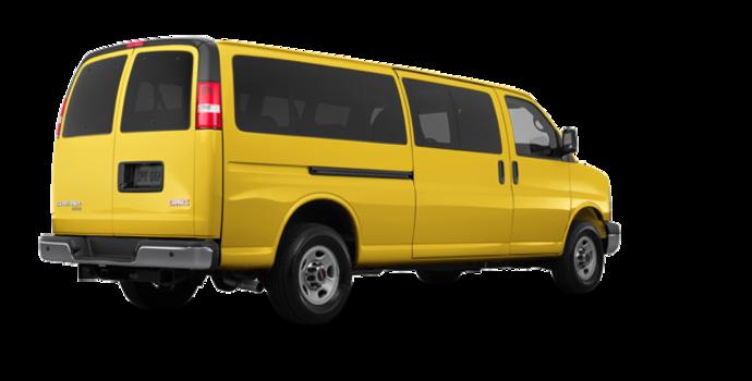 2017 GMC Savana 2500 PASSENGER LT | Photo 5 | Wheatland Yellow
