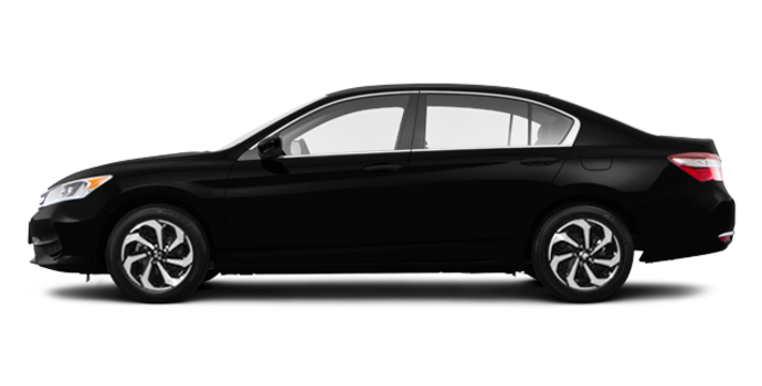 2017 Honda Accord Sedan LX | Photo 4 | Crystal Black Pearl