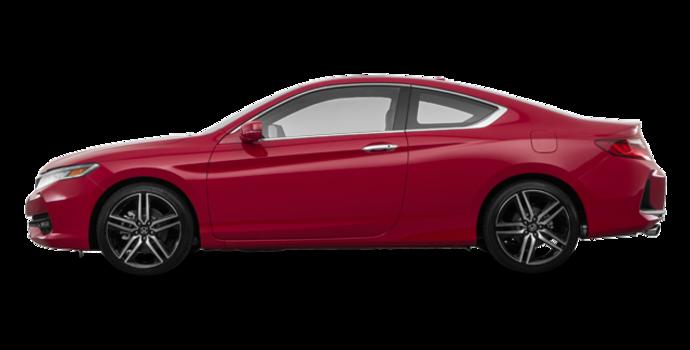 2017 Honda Accord Coupe TOURING V6 | Photo 4 | San Marino Red