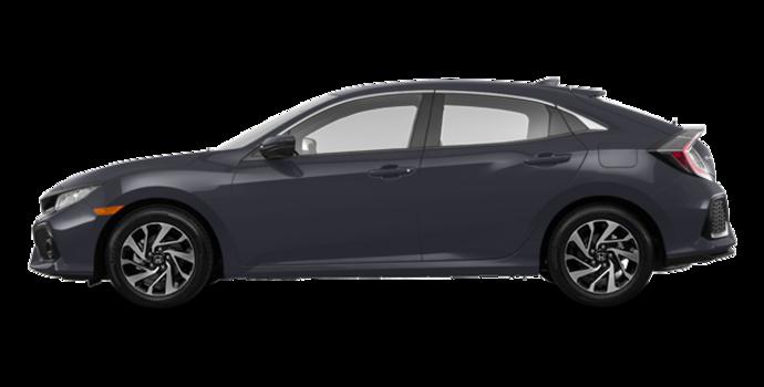 2017 Honda Civic hatchback LX HONDA SENSING | Photo 4 | Polished Metal Metallic