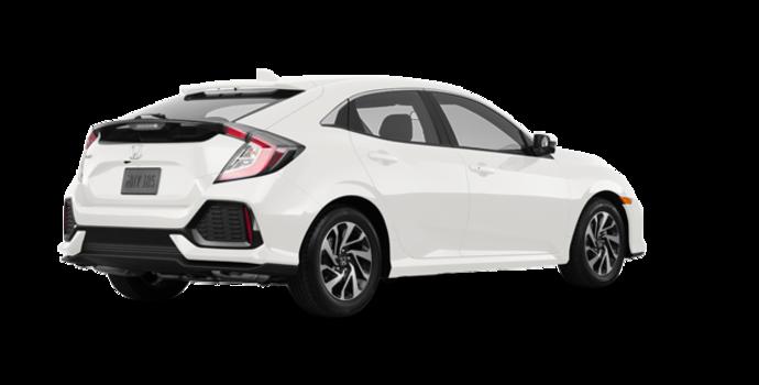 2017 Honda Civic hatchback LX HONDA SENSING | Photo 5 | White Orchid Pearl