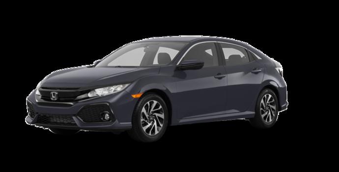 2017 Honda Civic hatchback LX HONDA SENSING | Photo 6 | Polished Metal Metallic