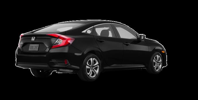2017 Honda Civic Sedan DX | Photo 5 | Crystal Black Pearl