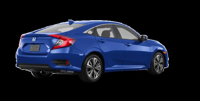 2017 Honda Civic Sedan EX-T | Photo 5 | Aegean Blue Metallic