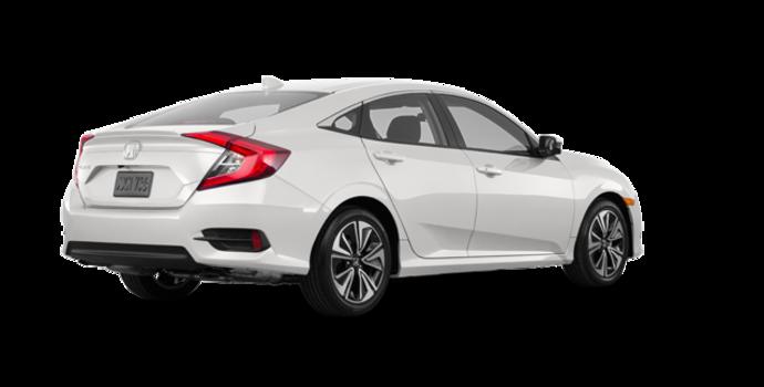 2017 Honda Civic Sedan EX-T | Photo 5 | White Orchid Pearl