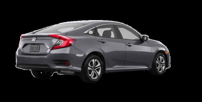 2017 Honda Civic Sedan LX | Photo 5 | Modern Steel Metallic