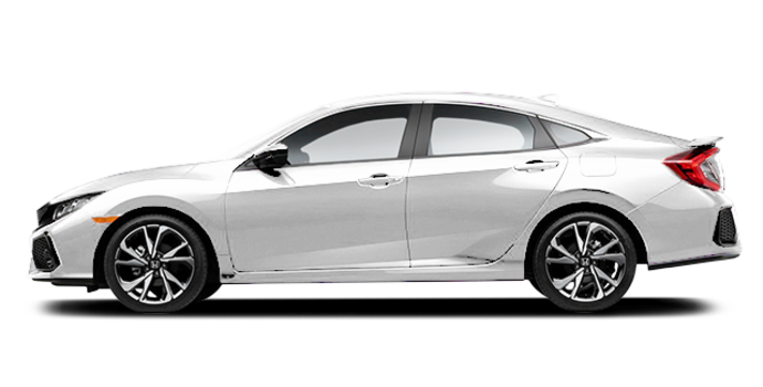 2017 Honda Civic Sedan SI | Photo 4 | White Orchid Pearl