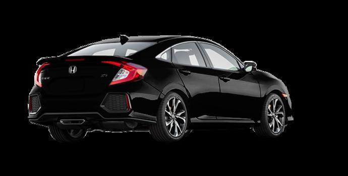 2017 Honda Civic Sedan SI | Photo 5 | Crystal Black Pearl