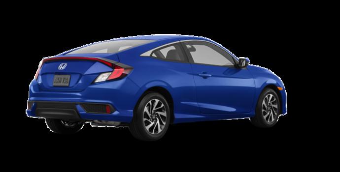 2017 Honda Civic Coupe LX-HONDA SENSING | Photo 5 | Aegean Blue Metallic
