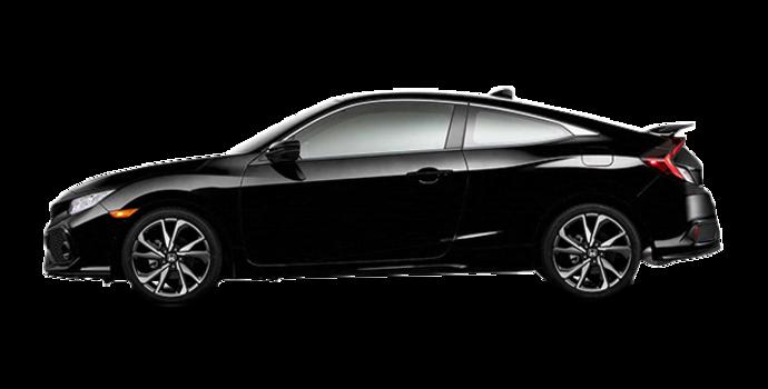 2017 Honda Civic Coupe SI | Photo 4 | Crystal Black Pearl