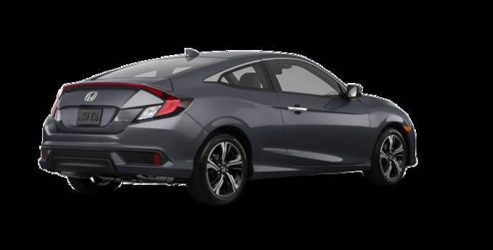 2017 Honda Civic Coupe TOURING | Photo 5 | Modern Steel Metallic