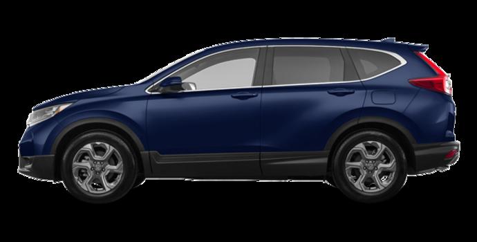 2017 Honda CR-V EX | Photo 4 | Obsidian Blue Pearl