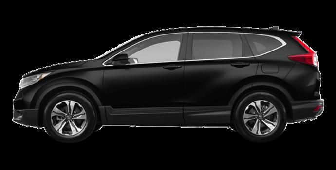 2017 Honda CR-V LX-2WD | Photo 4 | Crystal Black Pearl