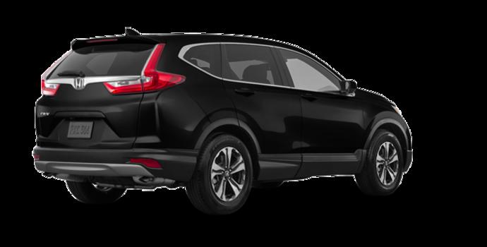 2017 Honda CR-V LX   Photo 5   Crystal Black Pearl