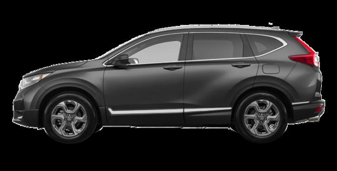 2017 Honda CR-V TOURING | Photo 4 | Modern Steel Metallic