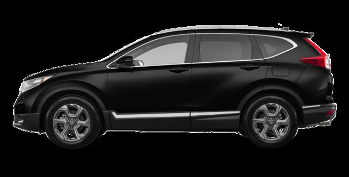 2017 Honda CR-V TOURING | Photo 4 | Crystal Black Pearl